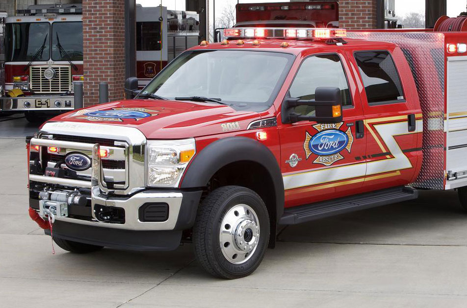 Tires for Municipal Vehicles and Emergency Vehicles