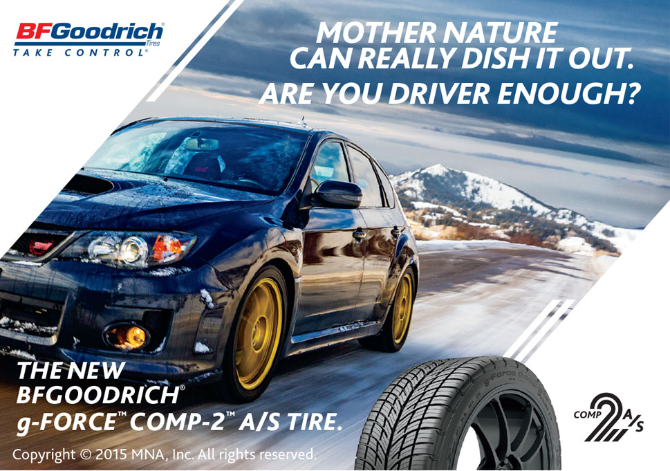 BF Goodrich Tire Dealer in Wilmington Mass