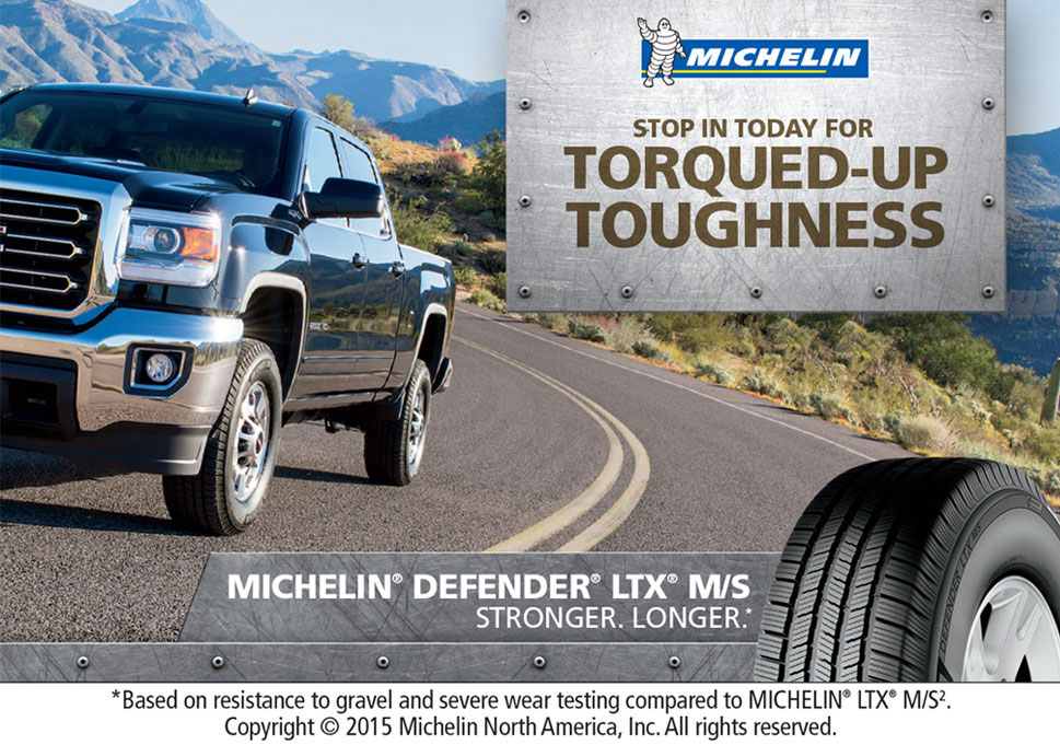Michelin Tire Dealer in Wilmington Mass